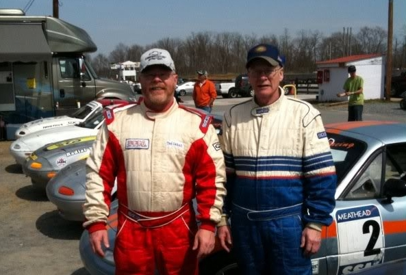 Larry Cahall and Ted Cahall
