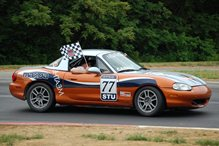 Ted Cahall wins MARRS 4 STU in 2011